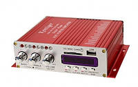Усилитель звука HY 2006 (HY 502) +FM+SD+USB+MP3+Пульт