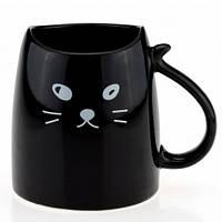 Чашка Кошка с хвостом
