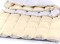 Перина пуховая Carmela 100% пух 712 с резинкой по углах