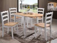 Деревянный стул Сканди domini