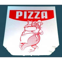 Коробка для пиццы, 320х320х40мм