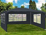 Павильон садовый  3х4 Зеленый, фото 7