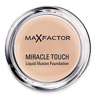 Max Factor Miracle Touch - Max Factor Крем-пудра для лица компактная Макс Фактор Миракл Тач (лучшая цена на оригинал в Украине) Вес: 11.5гр., Цвет: