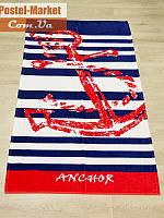 Полотенце пляжное Anchor