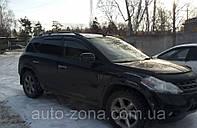 Ветровики Nissan Murano I (Z50) 2002-2008 дефлекторы окон
