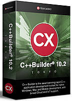 C++Builder 10.2 Tokyo Mobile Add-On Pack for C++Builder 10.2 Tokyo Professional (Embarcadero)