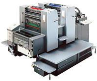 Печать офсетная формат А3 1+0 тираж 1000л