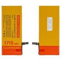 Аккумулятор Avalanche для мобильного телефона Apple iPhone 6S, Li-ion, 3,7 В, 1715 мАч, #ALMP-Р-AP.iP6sCP1715