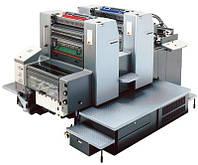 Печать офсетная формат А3 1+0 тираж 2000л