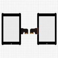 Сенсорный экран для планшетов Asus FonePad 7 ME373CG (1Y003A), FonePad HD7 ME372, FonePad HD7 ME372CG K00E, черный, #5470L FPC-BX