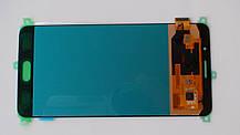Дисплей с сенсором Samsung A710 Galaxy A7 Black оригинал, GH97-18229B, фото 2