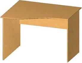 Стол письменный криволинейный БЮ105, фото 3
