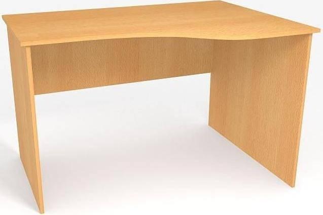 Стол письменный криволинейный БЮ108, фото 2
