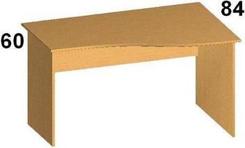 Стол письменный криволинейный БЮ110, фото 3