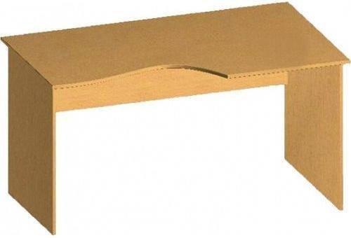 Стол письменный криволинейный БЮ114, фото 2