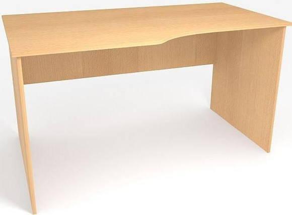 Стол письменный криволинейный БЮ115, фото 2