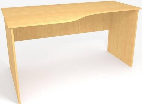 Стол письменный криволинейный БЮ111, фото 2