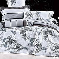 Комплект постельного белья ранфорс 17104