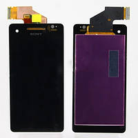 Дисплейный модуль для Sony LT25i Xperia V (black) 100% Original