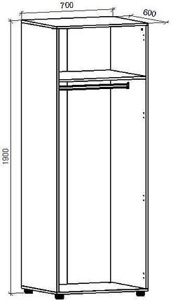 Шкаф Ш-2, фото 2
