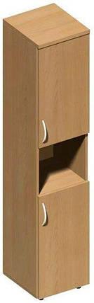 Шкаф узкий с дверями 4/215а, фото 2