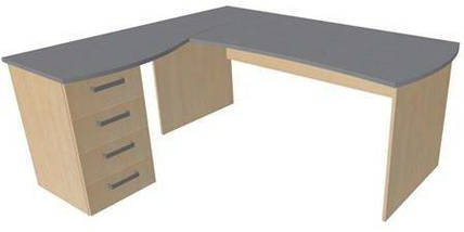 Стол ПР103.1 (левый, правый), фото 3