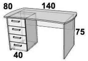 Стол ПР103.3 (левый, правый), фото 2