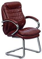 Кресло Валенсия Chrome CF Chrome, Экокожа, Неаполь D-, H-, ЗВ-