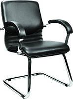 Кресло Нова CF LB chrome, Экокожа, Неаполь D-, H-, ЗВ-