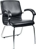 Кресло Нова CFA LB chrome, Экокожа, Неаполь D-, H-, ЗВ-