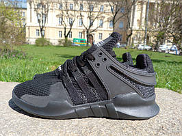 Кроссовки мужские Adidas Equipment Support ADV all blk (реплика)