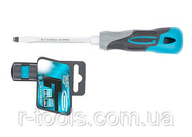 Отвертка SL5,5 х 100 мм, S2, трехкомпонентная рукоятка GROSS 12110