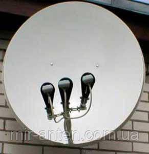 Супутниковий конмплект з ресивером Sat-Integral 1218 Ейбл
