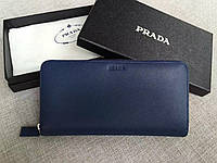 Мужской кошелек Prada (портмоне), фото 1