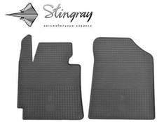"""Коврики Резиновые """"Stingray"""" на Hyundai Elantra (c 2011---) хюндай елантра"""