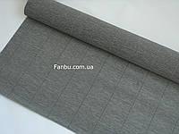 Креп бумага серая №605