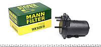 Фильтр топливный Renault Kangoo 1.5 DCI - Германия - MANN-FILTER