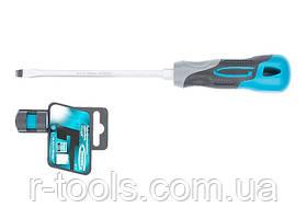 Отвертка SL6,5 х 150 мм, S2, трехкомпонентная рукоятка GROSS 12117