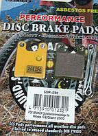 Колодка для дисковых тормозов, модель 51Н