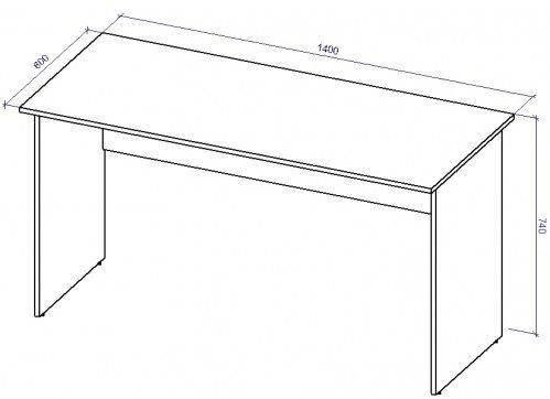 Стол письменный СТ-4, фото 2