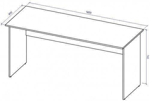 Стол письменный СТ-5, фото 2