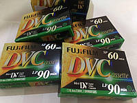 Видеокассета Fuji mini DV DVM-60 MEEC 1*1