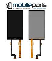 Оригинальный  дисплей (модуль) + сенсор (тачскрин)  для HTC Desire 601 | 619d | 315n Zara (Черный)