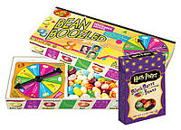 Набор конфет Bean Boozled Spinner Jelly Bean (Throwback edition) и  Harry Potter Bertie Botts Beans