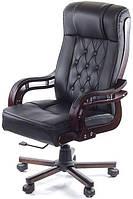 Кресло Меценат EX D-Tilt АK, под заказ, Экокожа