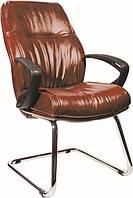 Кресло Комета CF/LB Chrome, Экокожа, Неаполь D-, H-, ЗВ-