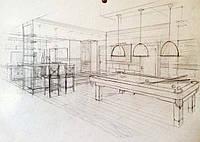 Технический дизайн однокомнатной квартиры: этапы работ