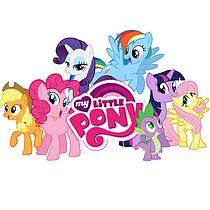 Игрушки пони Май литл пони (My Little Pony)