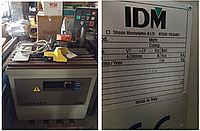 Полуавтоматическое кромко-облицовочный станок IDM KOMPACT