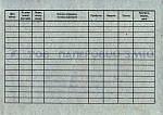 Карточка складского учета, А5, 100 листов (М-17), фото 2